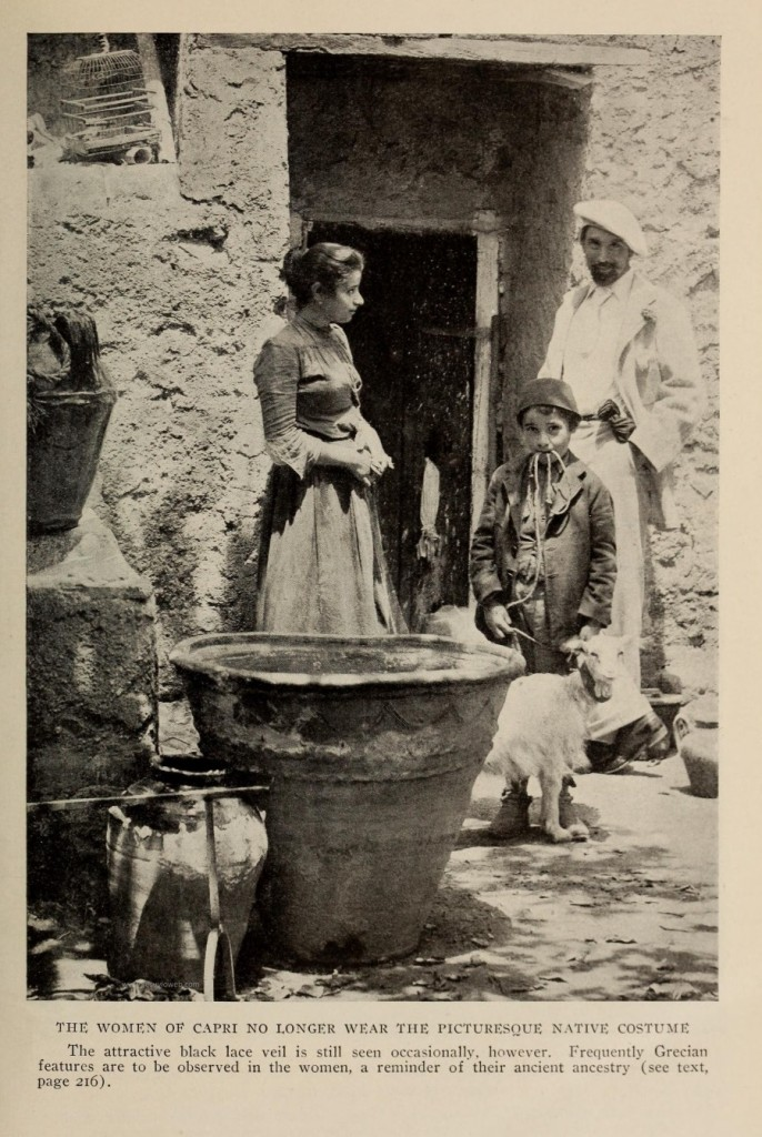 03 The National Geographic Magazine 1888 - Capri scena domestica di campagna - vesuvioweb 2016