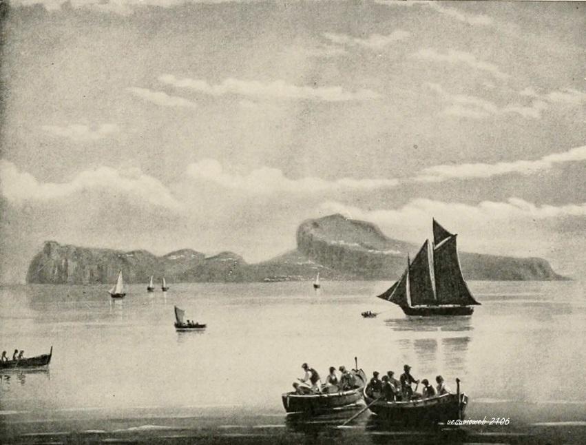 1 Capri - John L Stoddard's lectures 1909 - vesuvioweb
