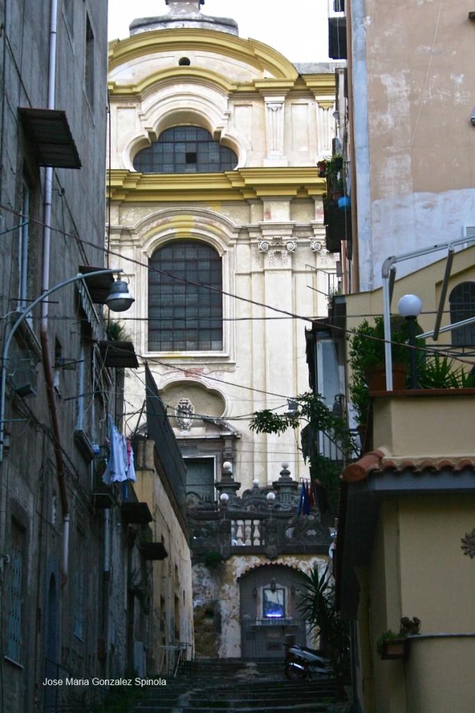 1 - Chiesa dei Santi Severino e Sossio - Jose Maria Gonzalez Spinola - vesuvio0web 2015