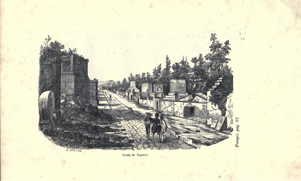 1 Pompei descritta ed illustrata - Gaetano Nobile 1863 - Archivio vesuvioweb 2015