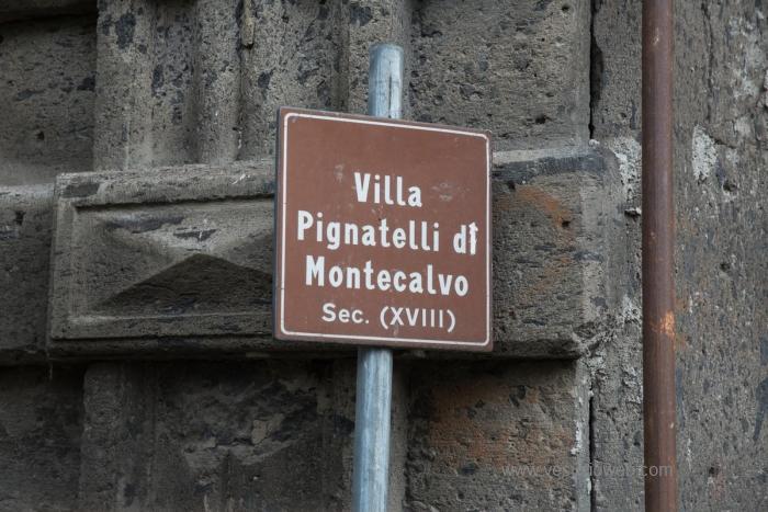 1 - Villa Pignatelli di Montecalvo - vesuvioweb 2015