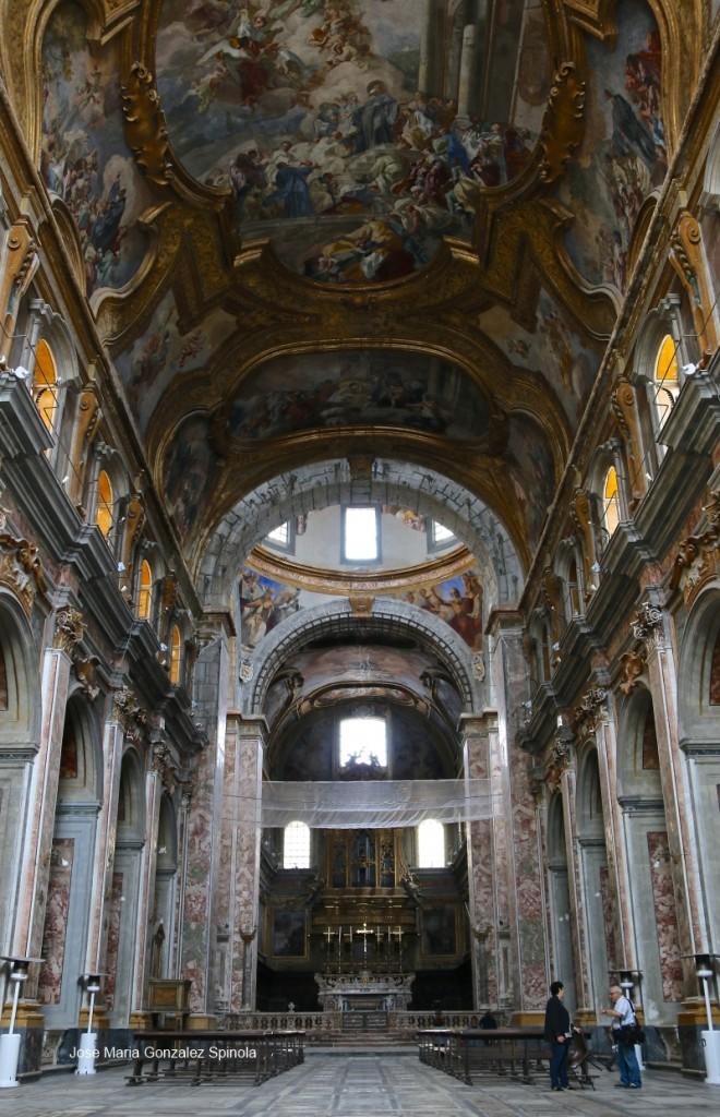 10 - Chiesa dei Santi Severino e Sossio - Jose Maria Gonzalez Spinola - vesuvio0web 2015