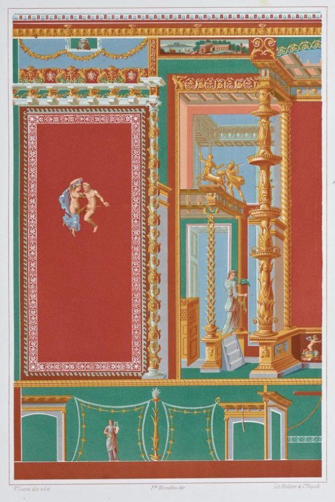 10 - Pompei - L'arte a Pompei - vesuvioweb 2017
