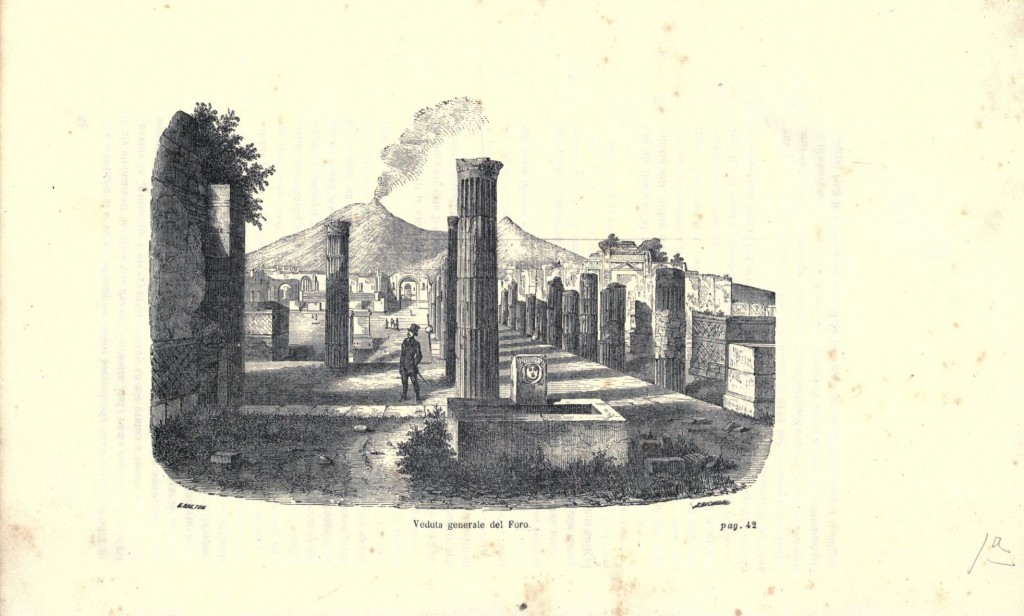 10 Pompei descritta ed illustrata - Gaetano Nobile 1863 - Archivio vesuvioweb 2015
