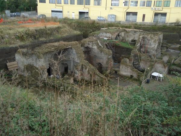 10 Villa romana di Pollena Trocchia - Reportage di Giuseppina Di Vicino - vesuvioweb 2015