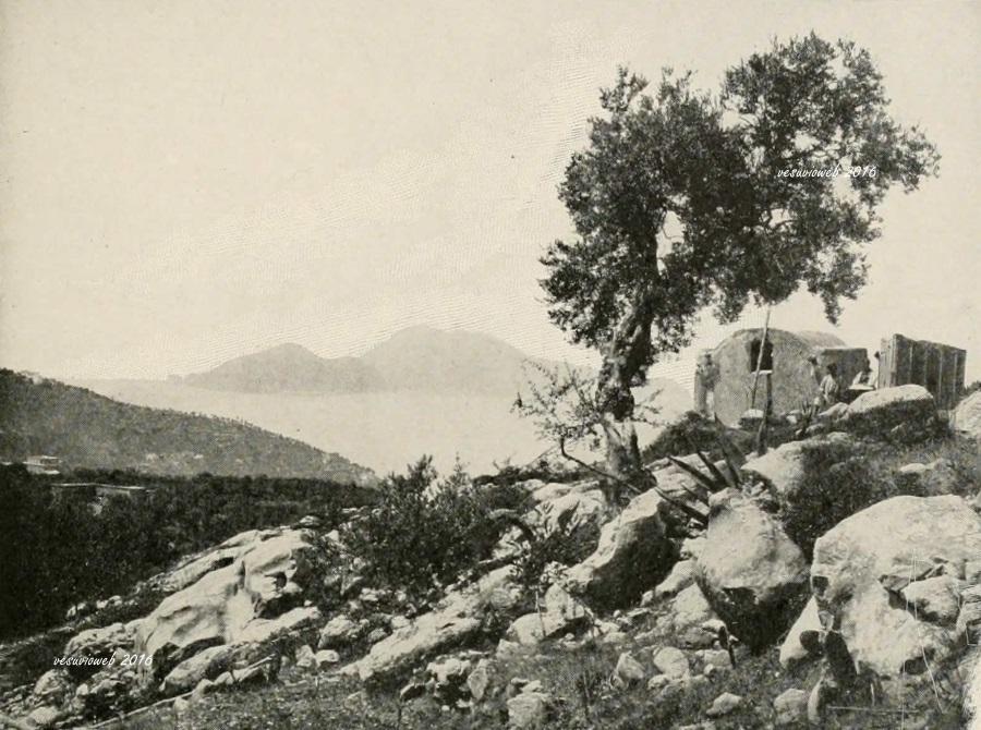 11 Capri da Massalubrense - John L Stoddard's lectures 1909 - vesuvioweb 2016