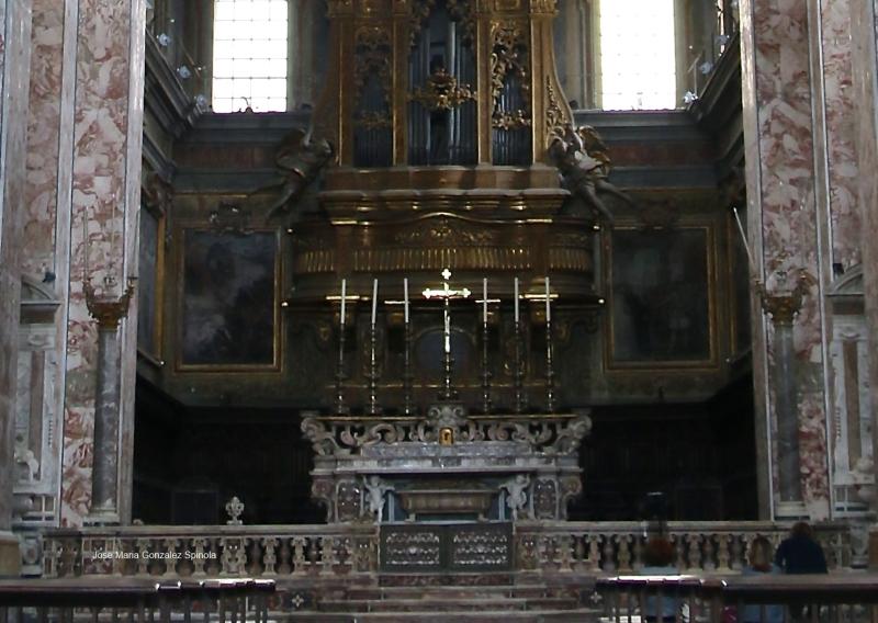 11 - Chiesa dei Santi Severino e Sossio - Jose Maria Gonzalez Spinola - vesuvio0web 2015
