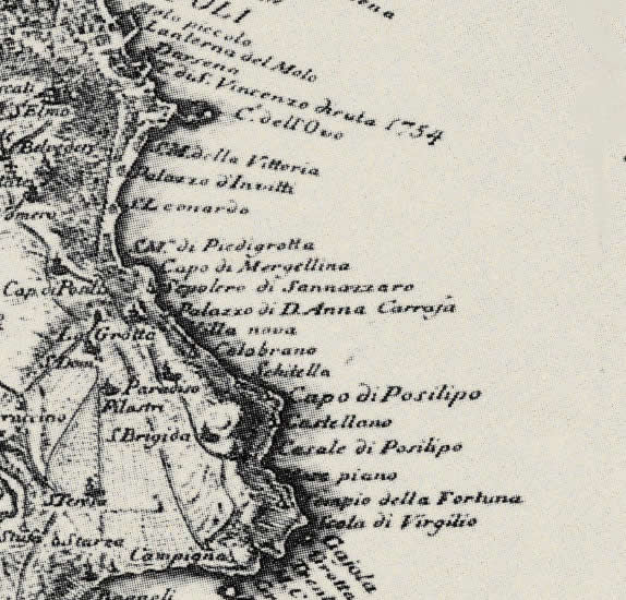 11 San Leonardo D'Orio Napoli 1754 Carl Weber