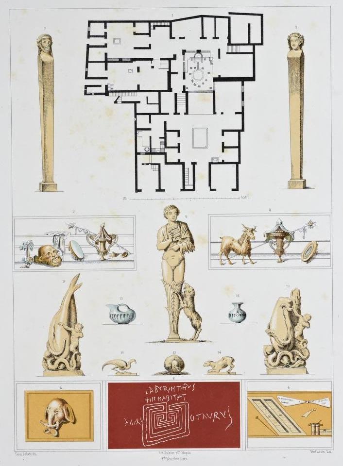 12 - Pompei - L'arte a Pompei - vesuvioweb 2017