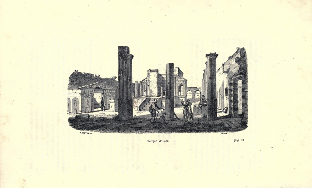 12 Pompei descritta ed illustrata - Gaetano Nobile 1863 - Archivio vesuvioweb 2015