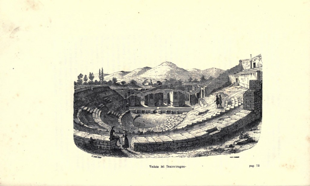 13 Pompei descritta ed illustrata - Gaetano Nobile 1863 - Archivio vesuvioweb 2015
