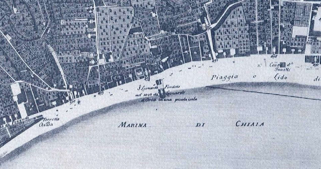 13a  San Leonardo D'Orio - Duca di Noja - 1776
