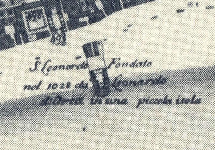 13b  San Leonardo D'Orio - Duca di Noja 1776