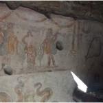 15 Casa pompeiana - Larario - Casa del Re di Prussia- vesuvioweb3