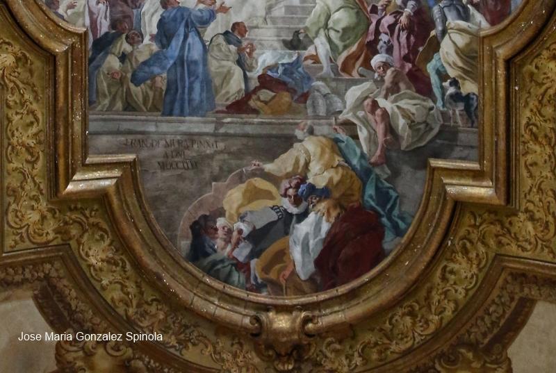 15 - Chiesa dei Santi Severino e Sossio - Jose Maria Gonzalez Spinola - vesuvio0web 2015