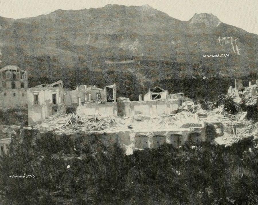 16 Ischia terremoto di Casamicciolaa - John L Stoddard's lectures 1909 - vesuvioweb 2016