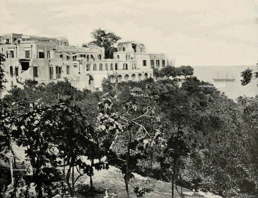 17 Ischia terremoto Piccola Sentinella - John L Stoddard's lectures 1909 - vesuvioweb 2016