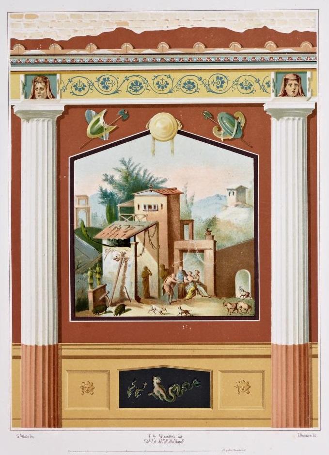 17 - Pompei - L'arte a Pompei - vesuvioweb 2017