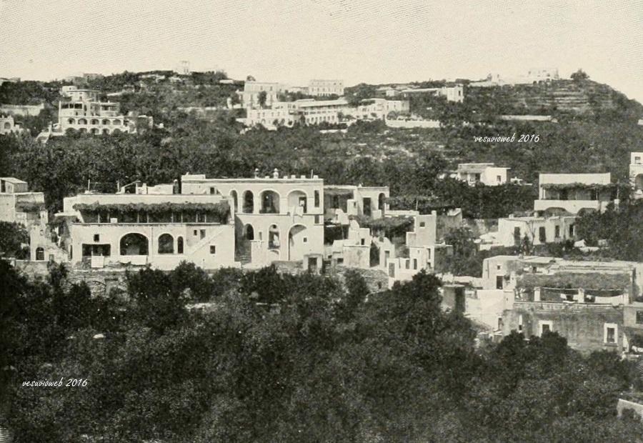 18 Ischia Casamicciola dopo il terrremoto - John L Stoddard's lectures 1909 - vesuvioweb 2016
