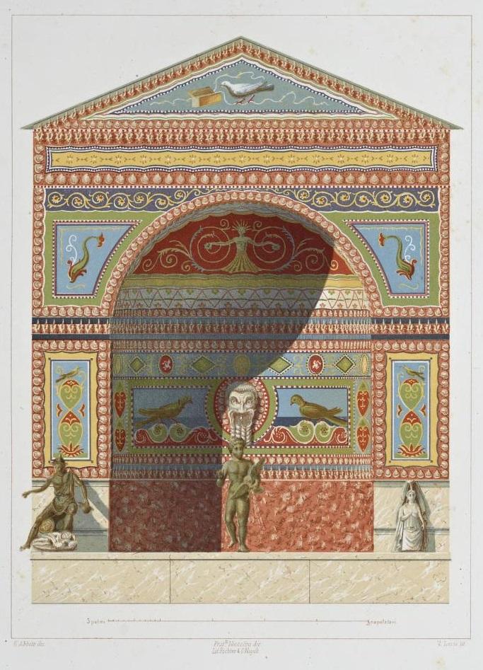 18 - Pompei - L'arte a Pompei - vesuvioweb 2017
