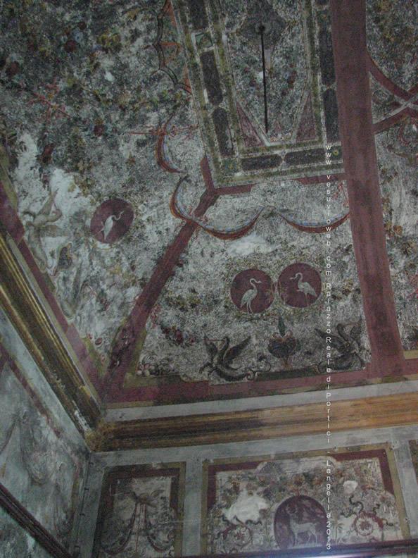 Le sale della caccia del Palazzo Reale di Portici