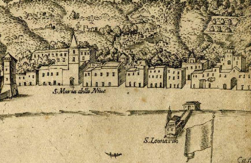 1a San Leonardo D'Orio Napoli 1632 Alessandro Baratta