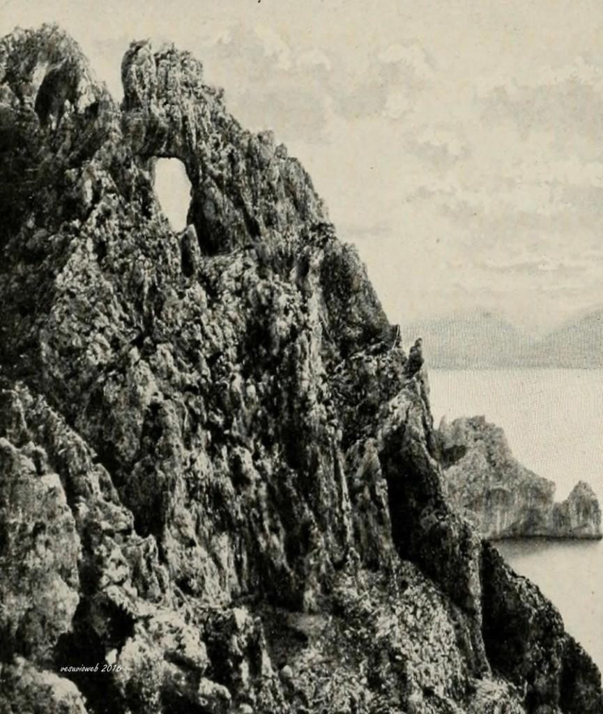 2 Capri l'arco naturale - John L Stoddard's lectures 1909 - vesuvioweb