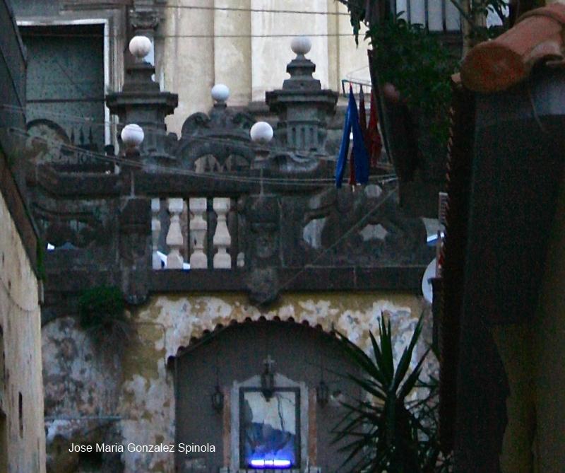 2 - Chiesa dei Santi Severino e Sossio - Jose Maria Gonzalez Spinola - vesuvio0web 2015