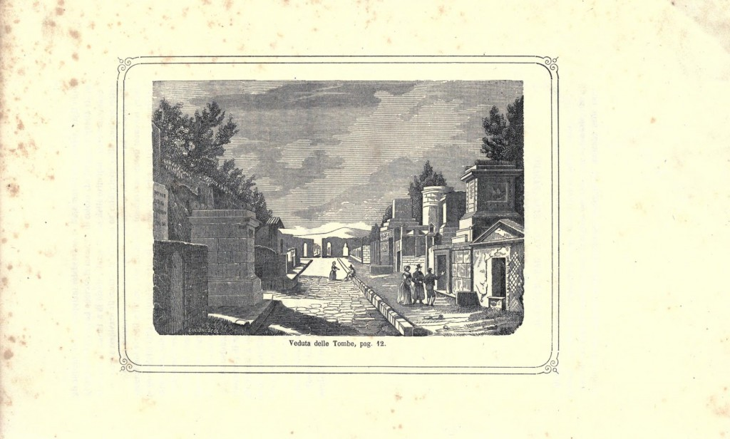 2 Pompei descritta ed illustrata - Gaetano Nobile 1863 - Archivio vesuvioweb 2015