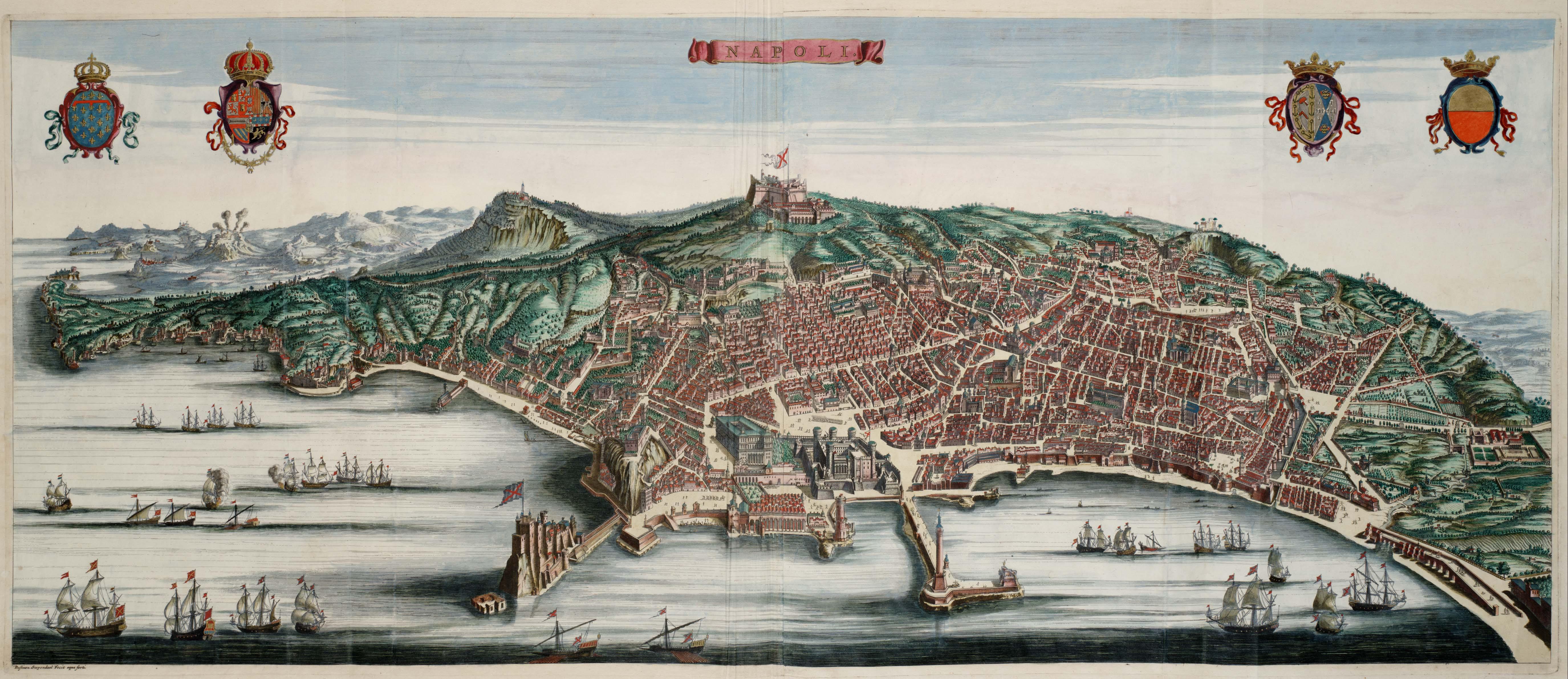 2 San Leonardo D'Orio - Bastian Stopendaal, 1663