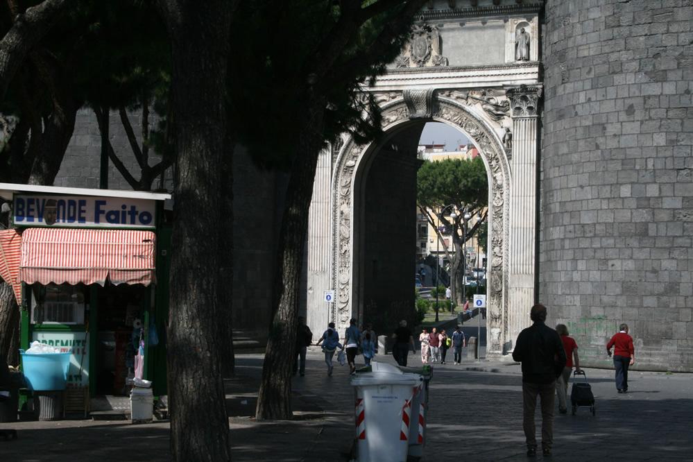 2 - Santa Caterina a Formiello - vesuvioweb 2013