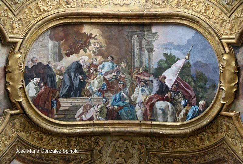 21 - Chiesa dei Santi Severino e Sossio - Jose Maria Gonzalez Spinola - vesuvio0web 2015