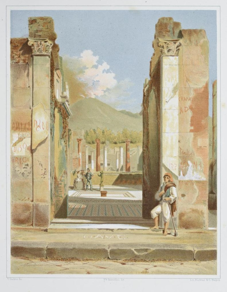 21- Pompei - L'arte a Pompei - vesuvioweb 2017