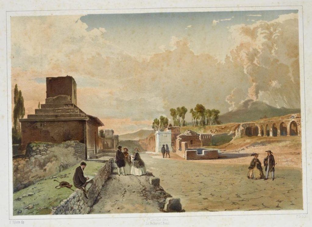 22- Pompei - L'arte a Pompei - vesuvioweb 2017