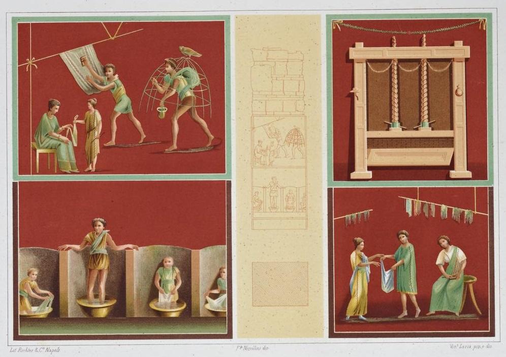 23- Pompei - L'arte a Pompei - vesuvioweb 2017