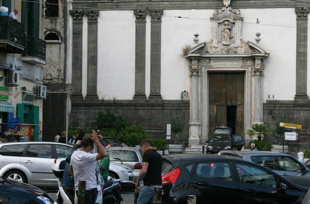 23 - Santa Caterina a Formiello - vesuvioweb 2013
