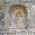 26 Casa pompeiana - Larario - Casa delle Nozze d'Argento - vesuvioweb