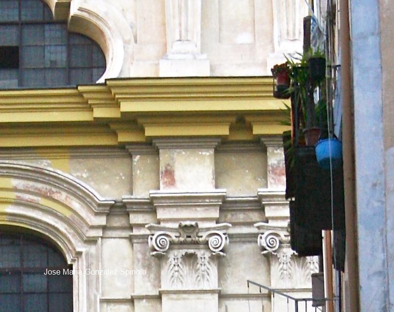 3 - Chiesa dei Santi Severino e Sossio - Jose Maria Gonzalez Spinola - vesuvio0web 2015