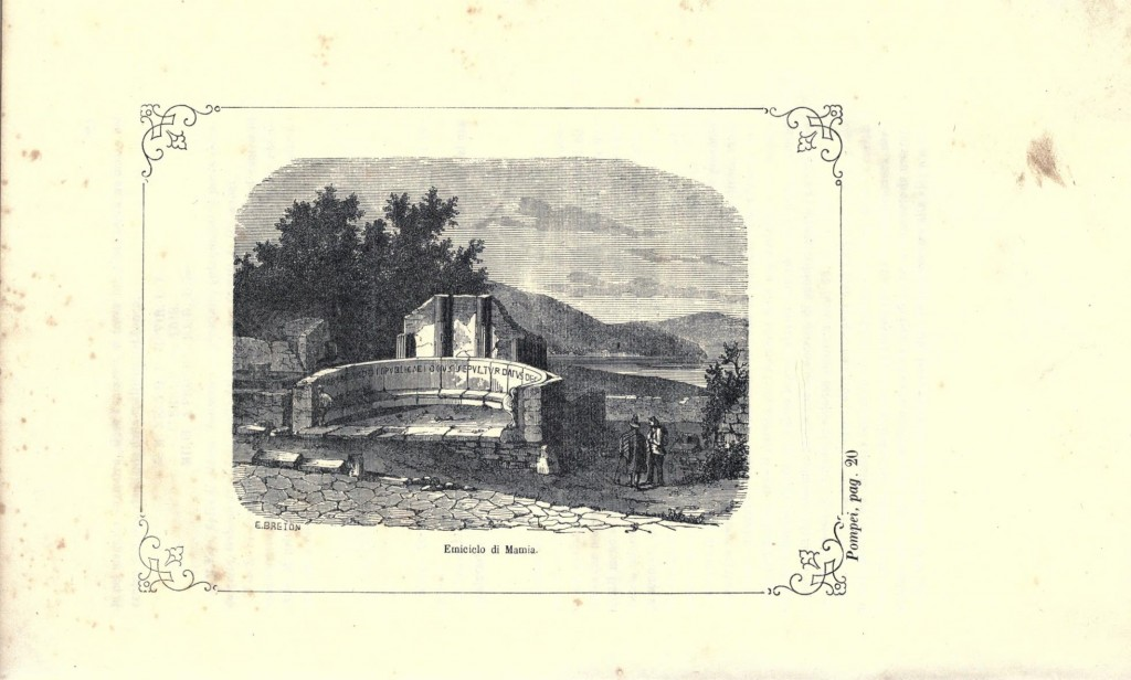 3 Pompei descritta ed illustrata - Gaetano Nobile 1863 - Archivio vesuvioweb 2015