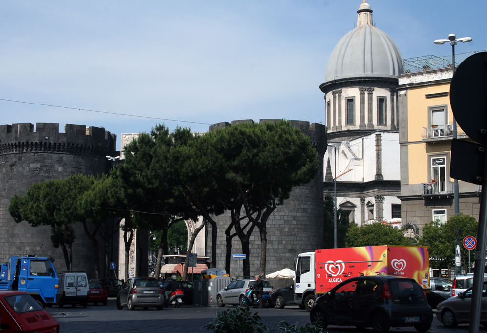 3 - Santa Caterina a Formiello - vesuvioweb 2013