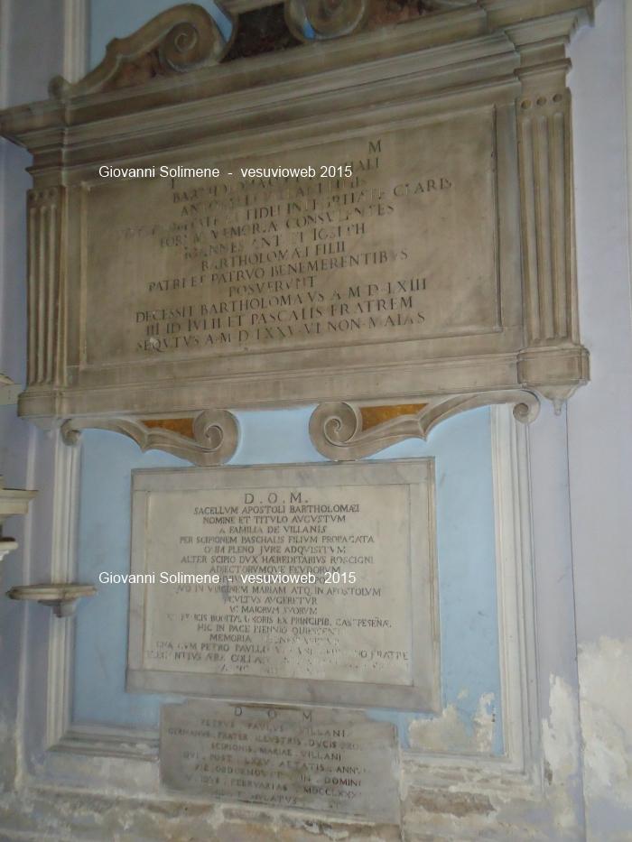 3  -  vesuvioweb 2015 - La chiesa di San Pietro Martire - Di Giovanni Solimene