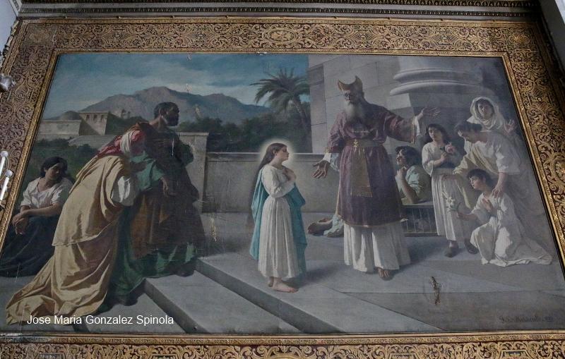 31 - Chiesa dei Santi Severino e Sossio - Jose Maria Gonzalez Spinola - vesuvio0web 2015