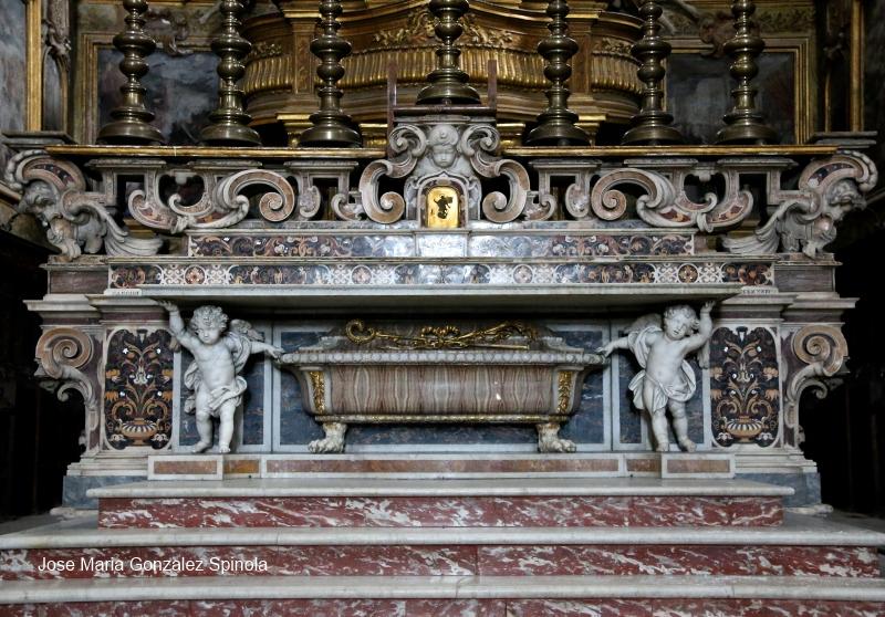 32 - Chiesa dei Santi Severino e Sossio - Jose Maria Gonzalez Spinola - vesuvio0web 2015