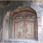34 Casa pompeiana - Larario - Casa del Centenario - vesuvioweb