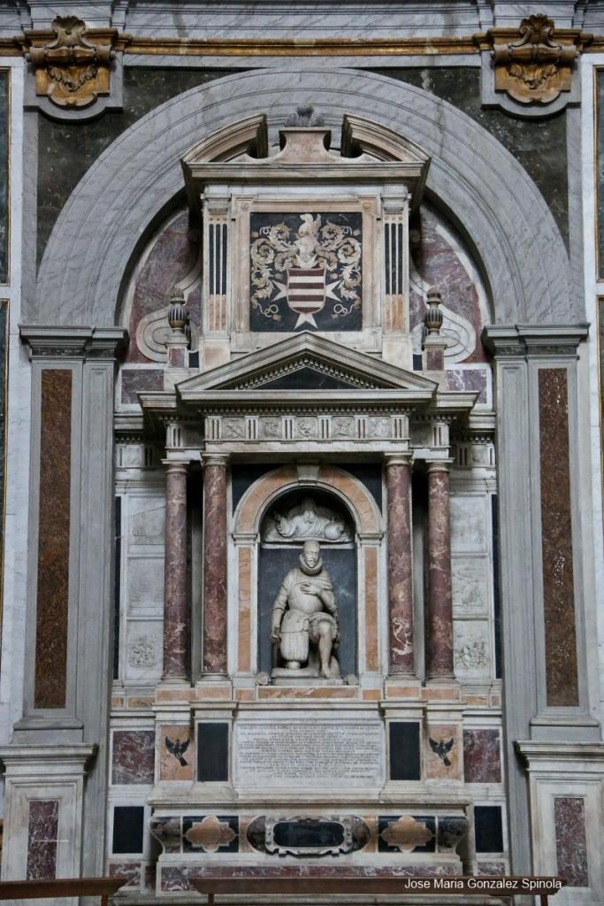 36 - Chiesa dei Santi Severino e Sossio - Jose Maria Gonzalez Spinola - vesuvio0web 2015