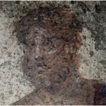 37 Casa pompeiana - Larario - Casa delle Colonne a Mosaico - vesuvioweb2
