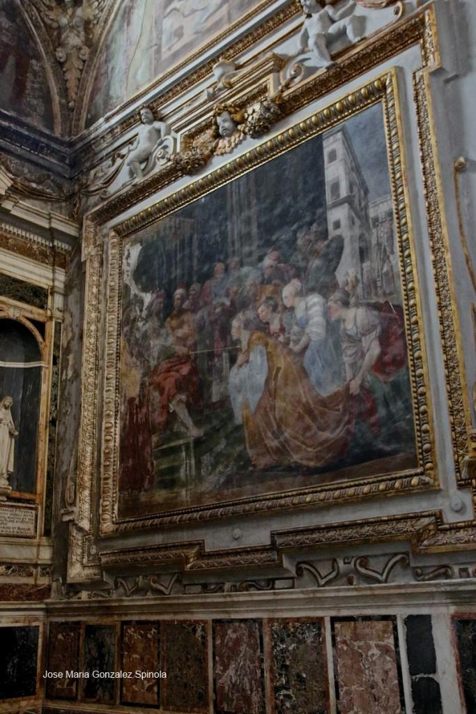 39 - Chiesa dei Santi Severino e Sossio - Jose Maria Gonzalez Spinola - vesuvio0web 2015