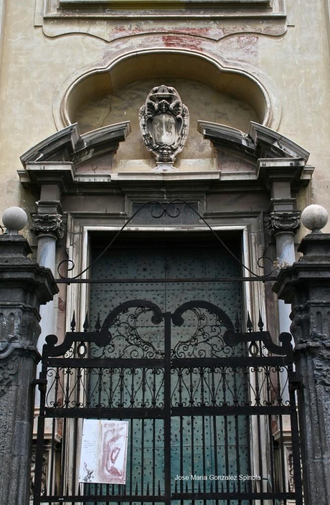 4 - Chiesa dei Santi Severino e Sossio - Jose Maria Gonzalez Spinola - vesuvio0web 2015