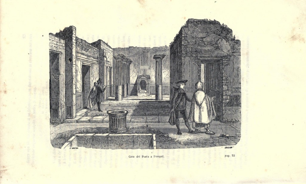 4 Pompei descritta ed illustrata - Gaetano Nobile 1863 - Archivio vesuvioweb 2015