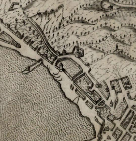 4 San Leonardo D'Orio - 1599 Pietro Bertelli venezia